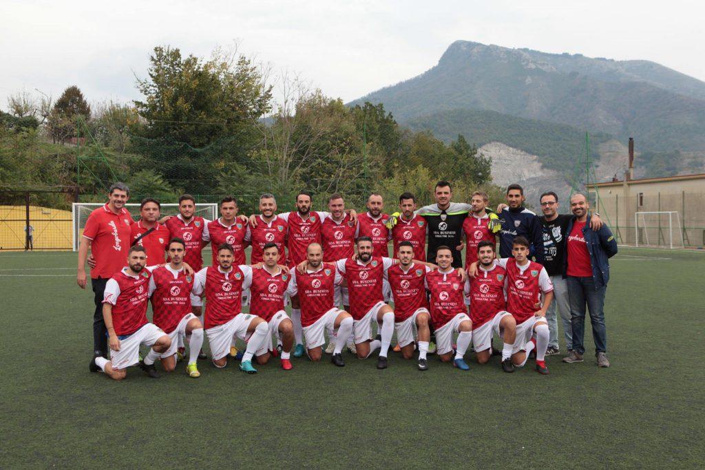 Longobarda Salerno 2018-19