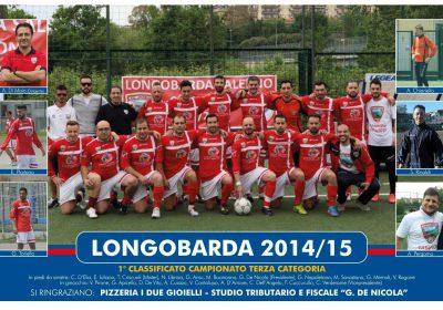 Longobarda Salerno 2014-15