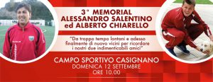 3 memorial  Aleessandro e Alberto